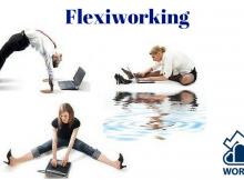 flexiworking, teletrabajo